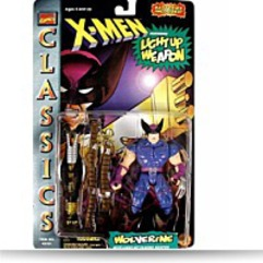Classics Xmen Wolverine Lightup Weapon