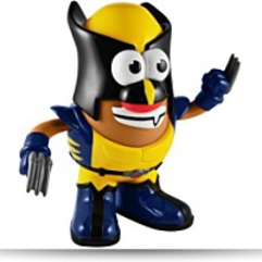 Marvel Comics Wolverine Mr Potato Head