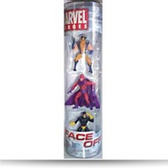 Marvel Heroes Face Off 3 Pk