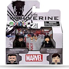 Minimates The Wolverine