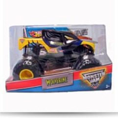 Monster Jam Maxd Wolverine Die Cast