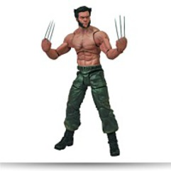 Toys Marvel Select Wolverine 2 Action