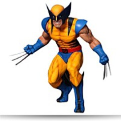 Wolverine Bookend