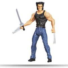 Wolverine Logan Action Figure