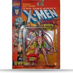 Wolverine Weapon X 4TH Ed Kaybee Exclusive