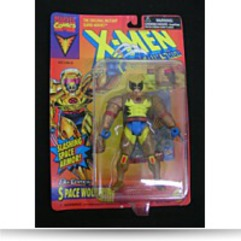 Xmen 8TH Edition Space Wolverine