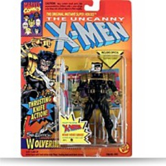Xmen Action Figure Wolverine 5TH Edition