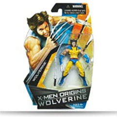 Xmen Origins Wolverine Comic Series 3