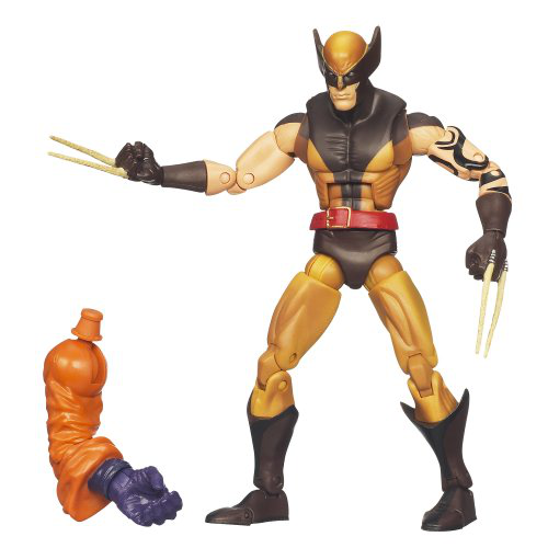 Marvel Universe Dark Wolverine Figure 6 Inches