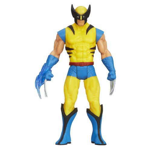 Warrior Claw Wolverine Action Figure